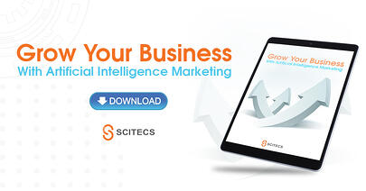 Grow your business with AI marketing